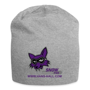 SnowFox - Jersey-Beanie