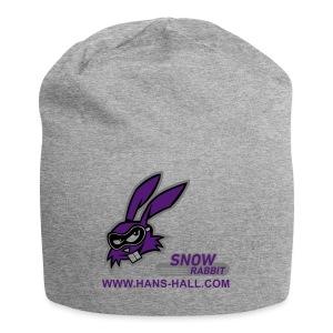 SnowRabbit - Jersey-Beanie
