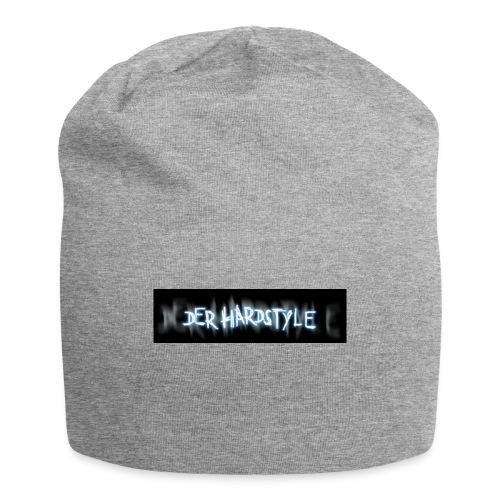 DerHardstyle.ch Kleines Logo - Jersey-Beanie