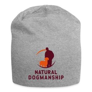 Natural Dogmanship Logo - Jersey-Beanie