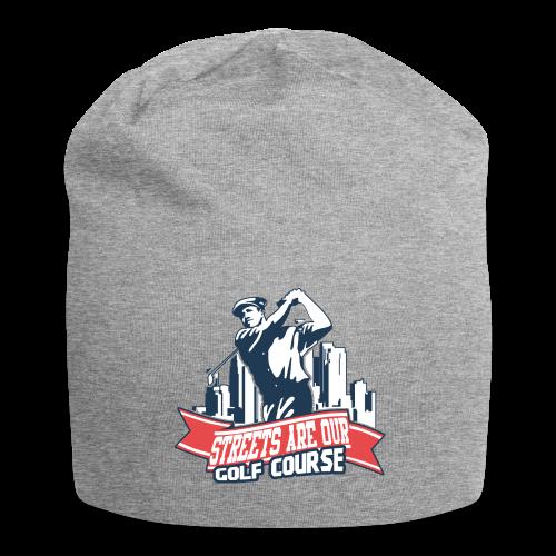 Vintage Golfer Man - Bonnet en jersey