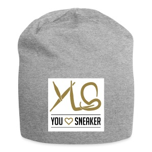 you love sneaker - Jersey-Beanie