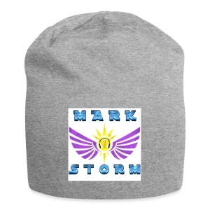mark storm - Beanie in jersey