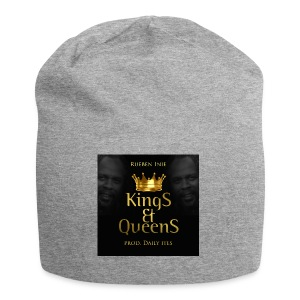 Kings_-_Queens - Jersey Beanie