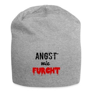 angstwiefurcht_v1 - Jersey-Beanie