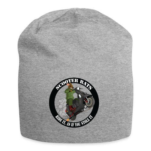 Scooter Rat - Jersey Beanie