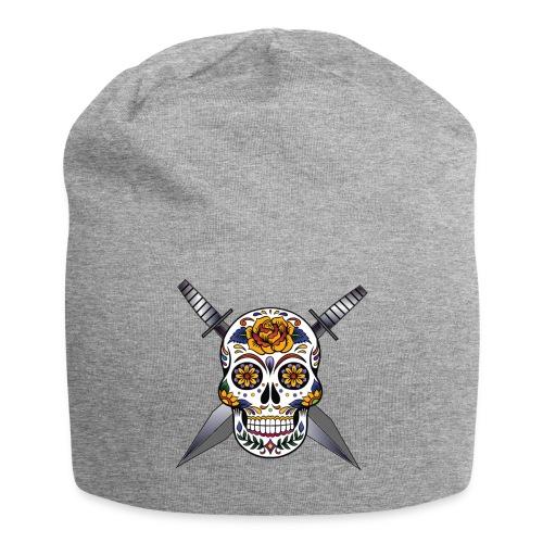Cross skull swords - Bonnet en jersey