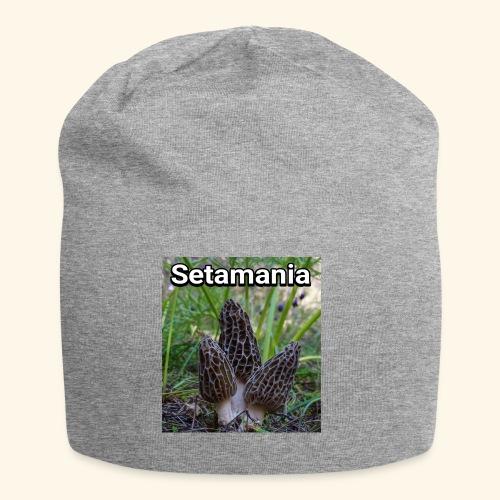 Colmenillas setamania - Gorro holgado de tela de jersey