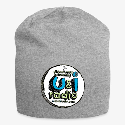 U & I Logo - Jersey Beanie