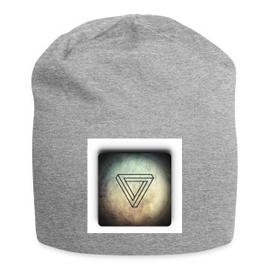 photoscape triangle - Jersey-Beanie