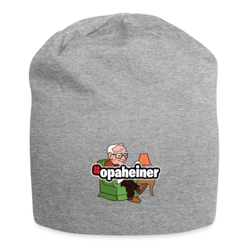 Opa Heiner - Jersey-Beanie