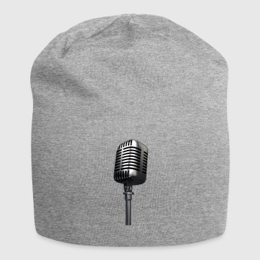 Microphone - Jersey Beanie