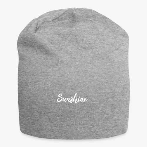 Sunshine - Bonnet en jersey