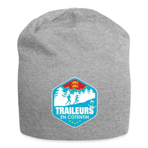 Logo traileurs en cotentin - Bonnet en jersey