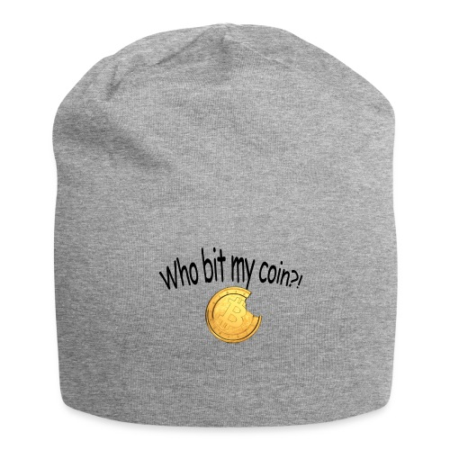 Bitcoin bite - Jersey-Beanie