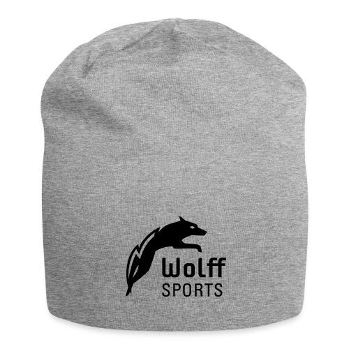 Wolff Sports black - Jersey-Beanie