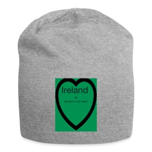 Ireland always in my heart - Jersey Beanie