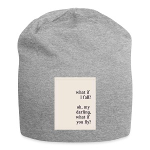 What if! - Jersey Beanie