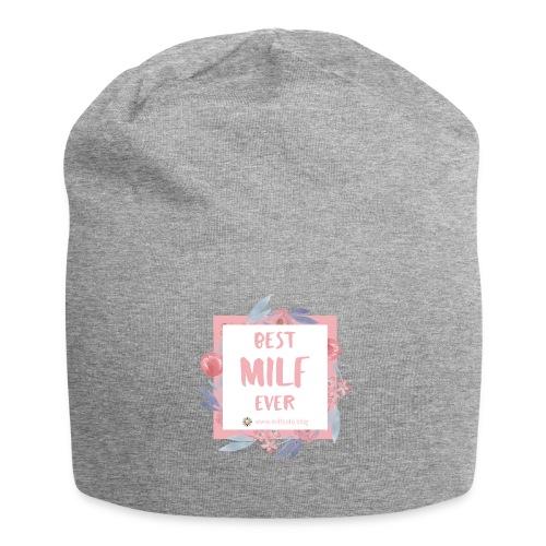 Best MILF ever - Milfcafé Shirt - Jersey-Beanie