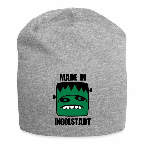 Fonster made in Ingolstadt - Jersey-Beanie