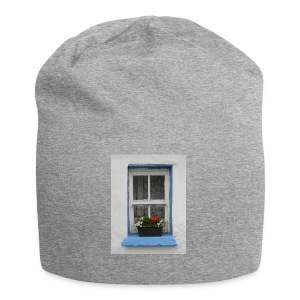 Cashed Cottage Window - Jersey Beanie