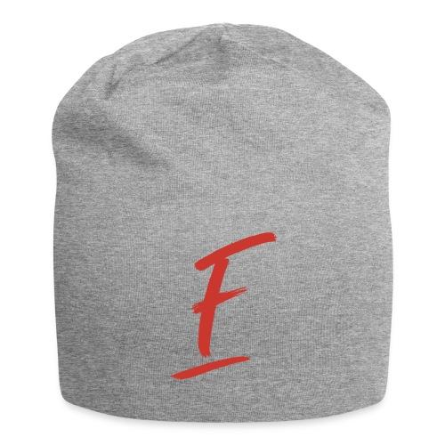 Radio Fugue F Rouge - Bonnet en jersey