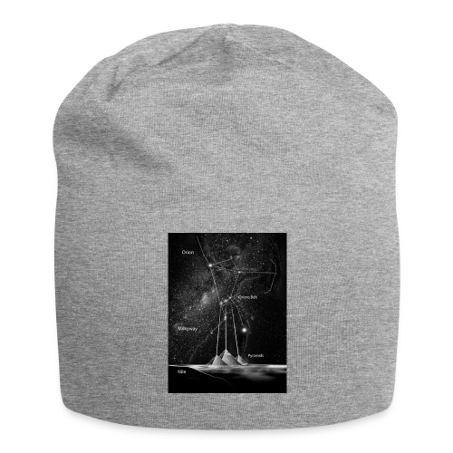Orion - Gorro holgado de tela de jersey