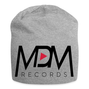 MDM Records - Beanie in jersey