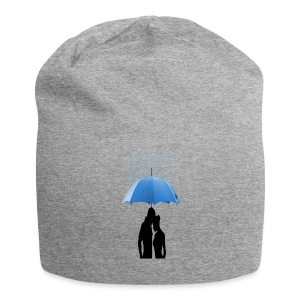 Love under the umbrella - Jersey-Beanie