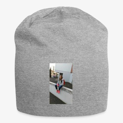 Tuque Gwen chap - Bonnet en jersey