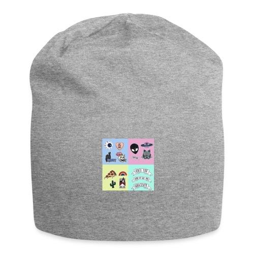 patche - Bonnet en jersey