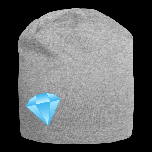 Luxury Blue Diamond - Jersey Beanie