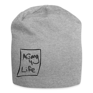 Dopest Merch Design In the Game - Jersey Beanie