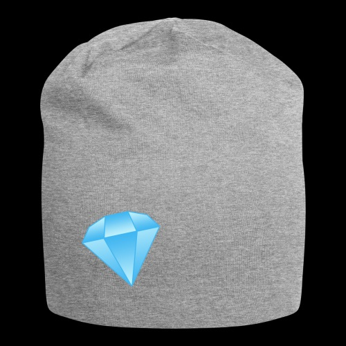 Luxury Blue Diamond - Jersey Beanie