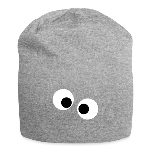 silly eyes - Jersey-Beanie