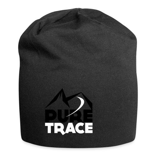 Logo-PURE_TRACE-webN&B-sq - Bonnet en jersey
