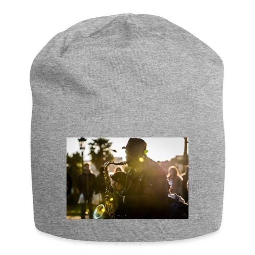 Shaka saxo - Bonnet en jersey