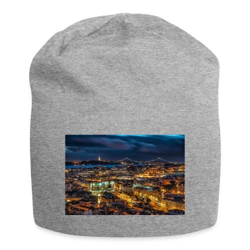 image - Bonnet en jersey