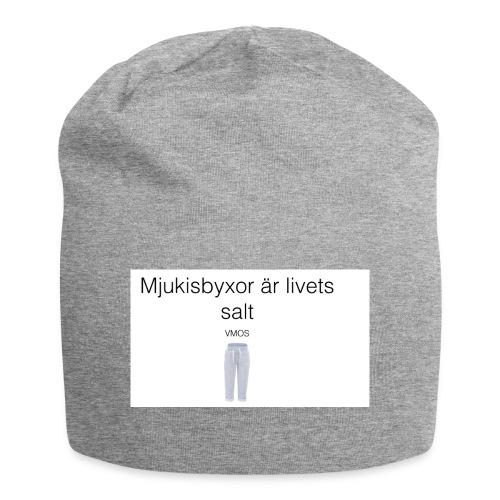 mjukis byxor är livets salt - Jerseymössa