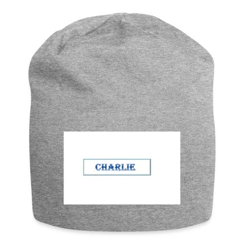 Charlie - Jersey Beanie