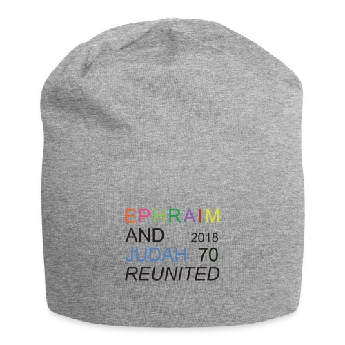 EPHRAIM AND JUDAH Reunited 2018 - 70 - Jersey-Beanie