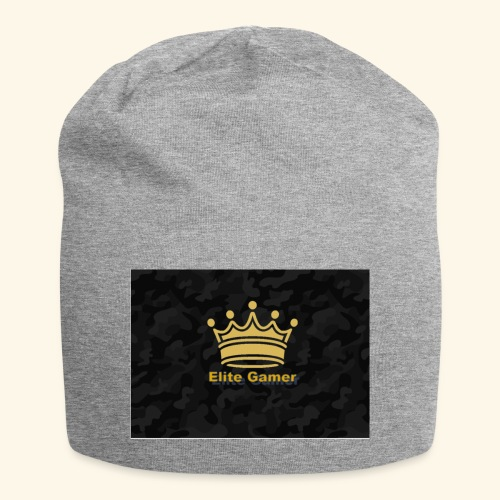 youtube design - Jersey Beanie