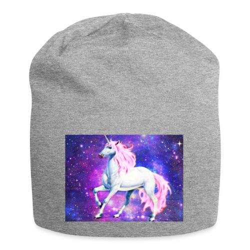 Magical unicorn shirt - Jersey Beanie