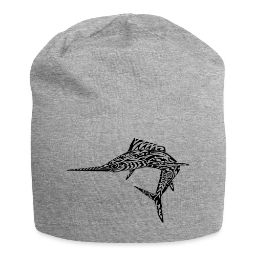 The Black Marlin - Jersey Beanie