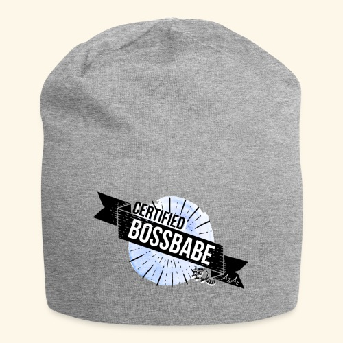 Certified Bossbabe - Jersey-Beanie