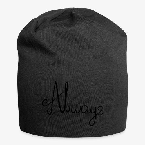 Always - Jersey-Beanie
