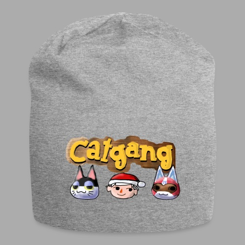 Animal Crossing CatGang - Jersey-Beanie