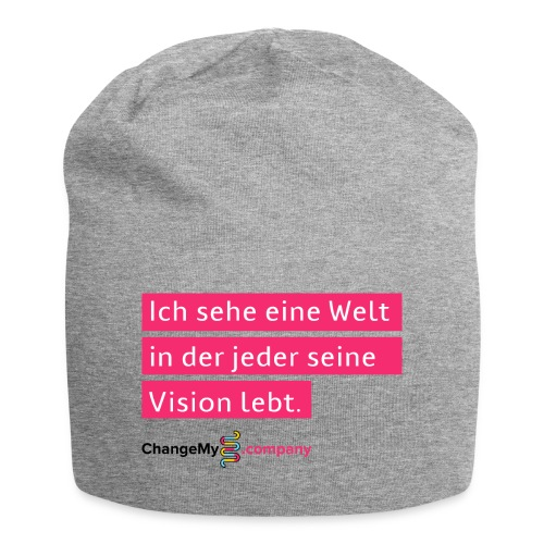 ChangeMy.Company Vision Branding - Jersey-Beanie