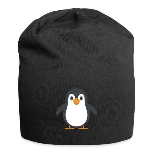 Pinguin - Jersey-Beanie