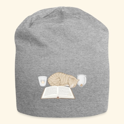 Cats'n'Books - Jersey-Beanie